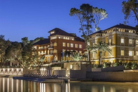 Hotel Boutique Hotel Alhambra - Mali Lošinj - Last Minute a dovolená