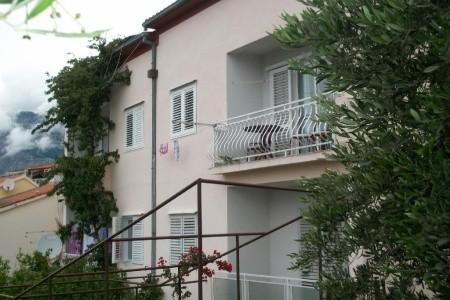 Apartmán Apartmány Podgora 1, Podgora last minute, dovolená, zájezdy 2015