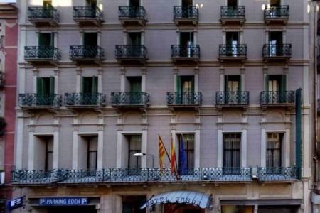 Hotel Gaudi Snídaně