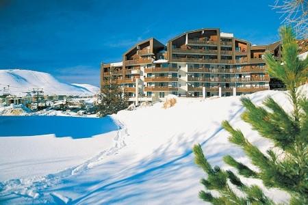 Priv. Apartmány Alpe D´huez Bez stravy