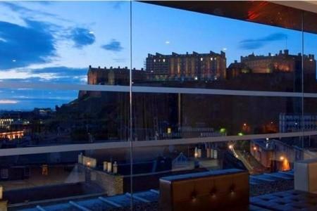 Doubletree By Hilton Edinburgh City Centre