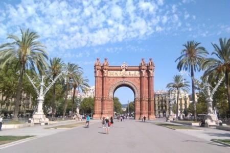 Barcelona - more, hory, turistika Polopenze