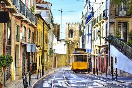To nejlepší z Lisabonu + OSLAVY SV. JIŘÍ V PORTU (letecky z  Snídaně