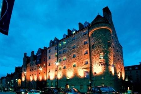 Radisson Blu Hotel Edinburgh Snídaně