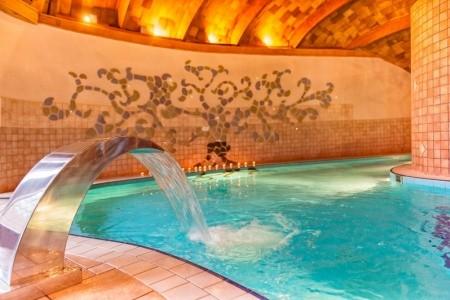 Bükfürdo, Hotel Piroska**** 6 Dní/5 Nocí Polopenze