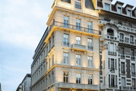 Okko Hotels Lyon Pont Lafayette Snídaně