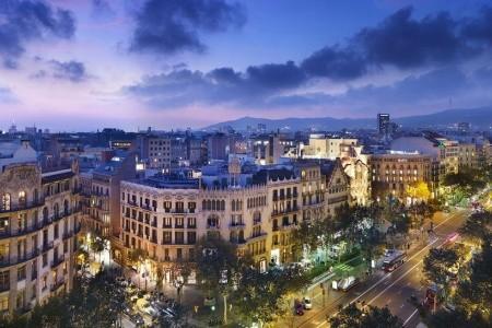 Mandarin Oriental Barcelona - eurovíkendy