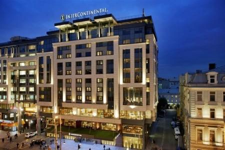 Intercontinental Moscow - Tverskaya Snídaně