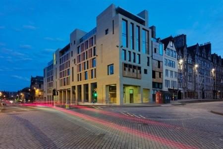 Radisson Collection Hotel, Royal Mile Edinburgh Snídaně First Minute