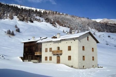 Apartmány Livigno Exclusive - apartmány