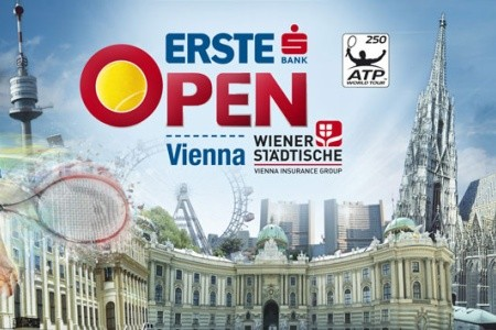 Čtvrtfinále Erste Bank Open Vídeň 2016 Bez stravy