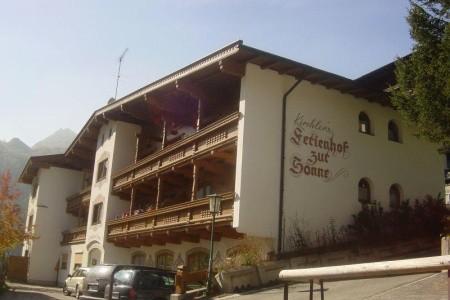 Apartmány Zur Sonne Bez stravy
