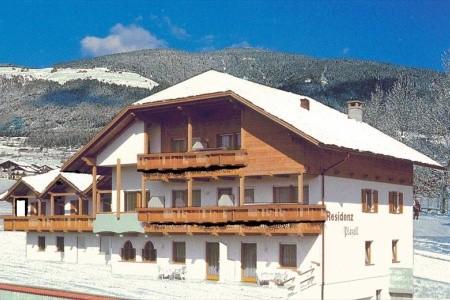 Rezidence Plazoll - v červenci