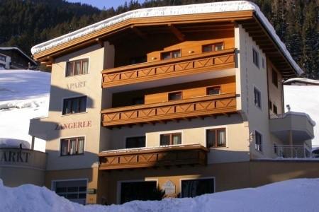 Apartmány Zangerle