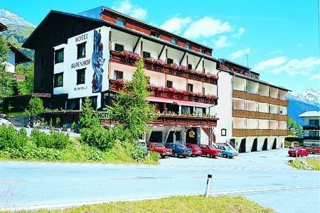 Hotel Alpenhof Polopenze