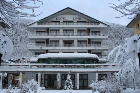 Hotel Urri Polopenze