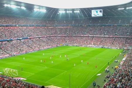 Bayern Mnichov - Vfl Wolfsburg Bez stravy