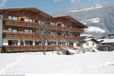 First Mountain Hotel Zillertal Polopenze