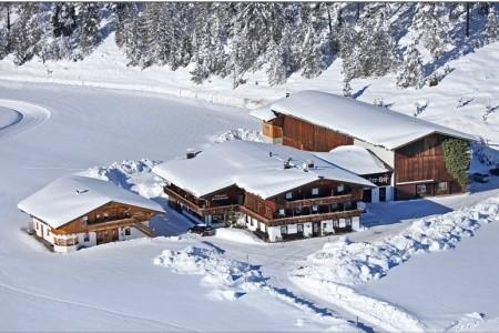 Achensee - Apartmány Schrambacherhof - ubytování v soukromí