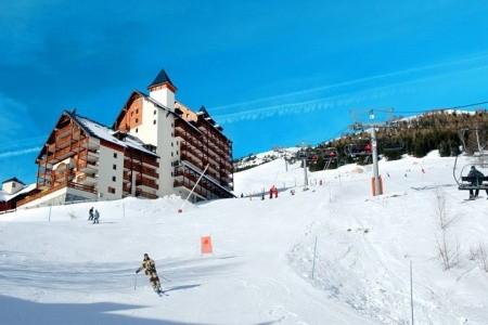 Les 2 Alpes - Residence Flocon D´or Bez stravy