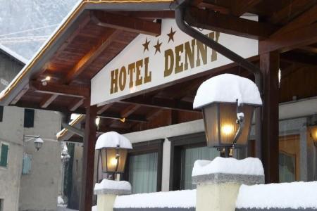 Hotel Denny - v prosinci