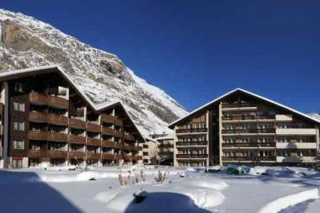 Švýcarsko - Švýcarské Alpy / Hotel Schweizerhof