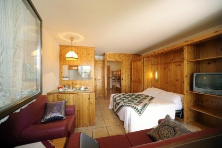 Aparthotel A Rezidence Des Alpes