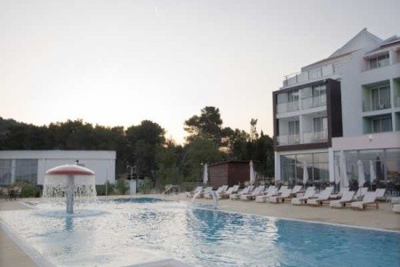 Vile Hotel Otrant - Ulcinj Plná penze