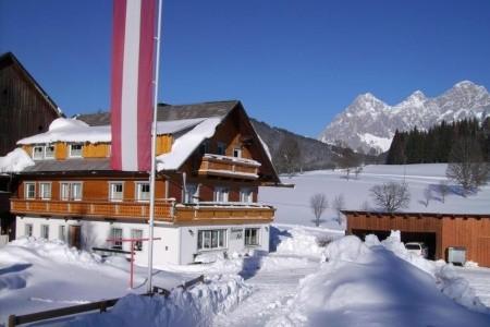 Penzion Schweigerhof, Ramsau Am Dachstein Snídaně
