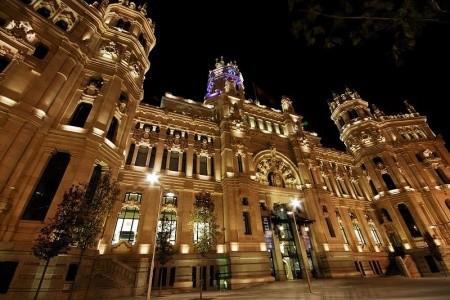 Madrid a Toledo v čase adventu - letecky Snídaně