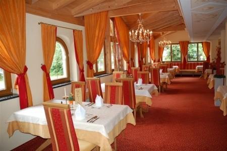 Aktivhotel Waldhof - luxusní dovolená