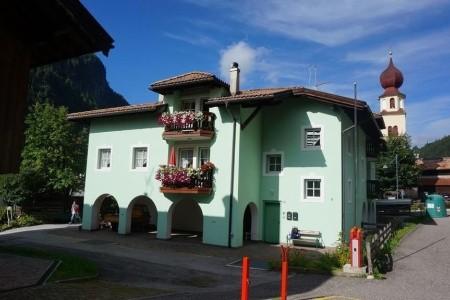 Apartmány Casa Magoa Pig– Canazei