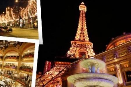 Paříž s návštěvou adventních trhů na Champs Elyseéss - hotel Snídaně