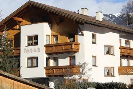 Apartmánový Dům Schlossmühle, Nauders
