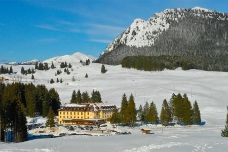 Hotel Vezzena ***, Itálie, Folgaria / Lavarone