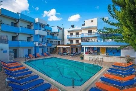 Sunshine Hotel Malia - letní dovolená u moře