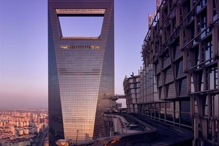 Čína - Šanghaj / Park Hyatt Shanghai