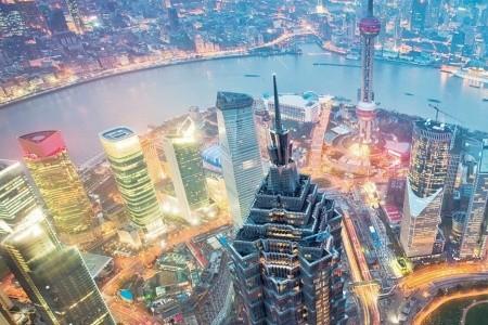 Čína - Šanghaj / Grand Hyatt Shanghai