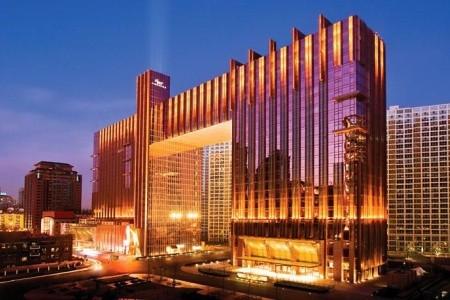 Fairmont Beijing Snídaně