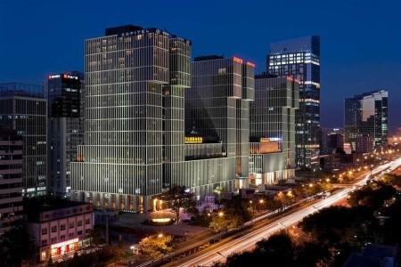 Čína - Peking / Sofitel Wanda Beijing