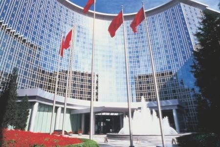 Grand Hyatt Beijing Snídaně
