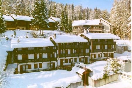Rezidence La Casina Di Biancaneve - v lednu