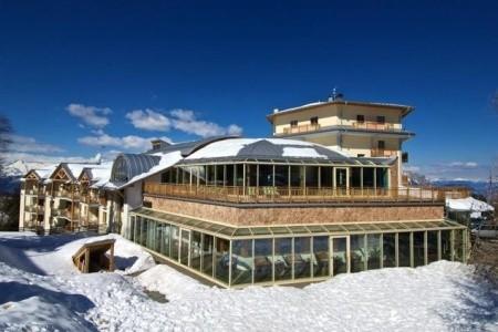 Hotel Montana**** - Monte Bondone  - Itálie