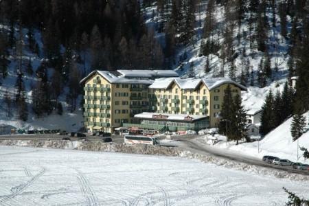 Grand Hotel Misurina****, Itálie, Cortina d´Ampezzo