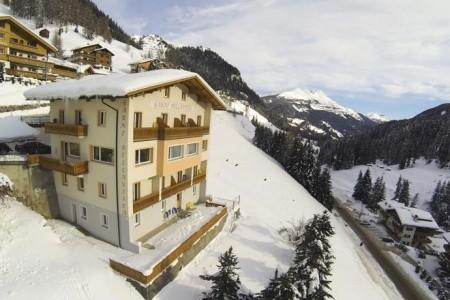 Hotel Garni Bellavista - v lednu