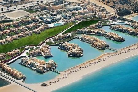 The Cove Rotana, Spojené arabské emiráty,