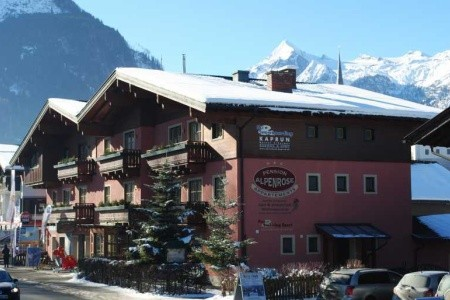 Pension Alpenrose Snídaně