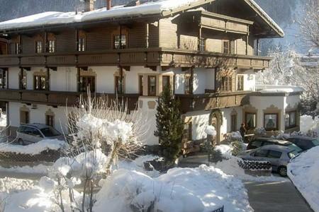 Hotel-Pension Siegelerhof Snídaně