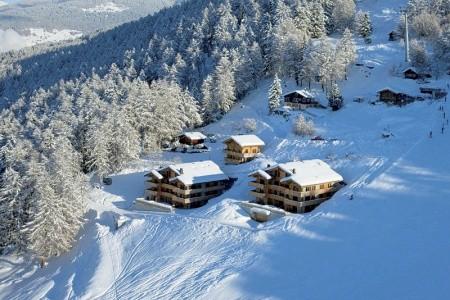 Apartmány Ski Paradise & Hauts De Veysonnaz