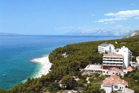 Hotel Hotel Biokovka, Makarska - hotel